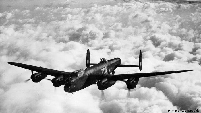 Avro Lancaster Mark III Bomber (imago stock&people)