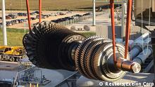 USA General Electric Turbine in Colorado Bend
