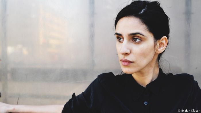 Maryam Zaree stellte auf der 69. Berlinale Ihren Debütfilm Born in Evin vor