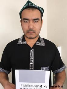 Uigurische Sozialkampagne (Halmurat Harri)