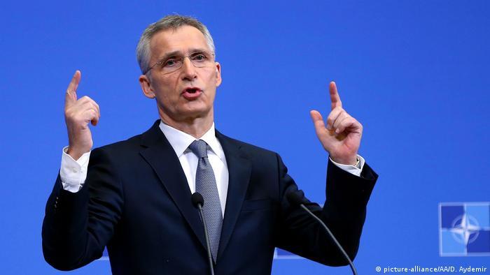 Генеральний секретар Північноатлантичного альянсу Єнс Столтенберг
