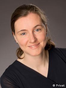 Henriette Hänsch Projektmitarbeiterin bei Terre des Homme