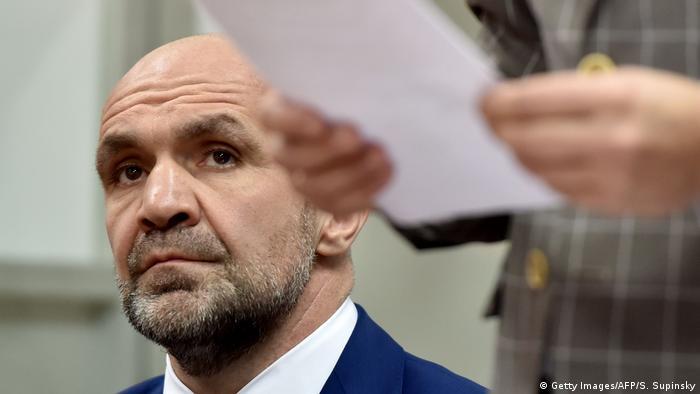 Шевченківський районний суд Києва продовжив до 1 липня терміндії обов'язків, покладених на підозрюваного у кримінальному провадженні щодо вбивства Катерини Гандзюк Владислава Мангера