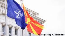 Mazedonien NATO