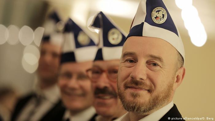Jewish Carnival association Kölsche Kippa Köpp