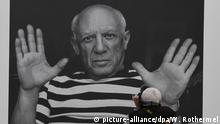 Schweiz Ausstellung Der junge Picasso-Blaue und Rosa Periode