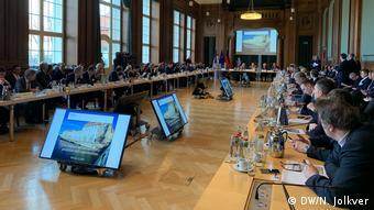 На конференции в Минэкономики ФРГ по СПГ