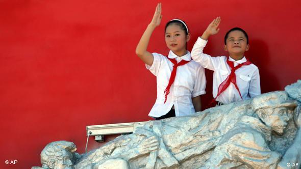 60 Jahr Feiern in China Flash-Galerie (AP)