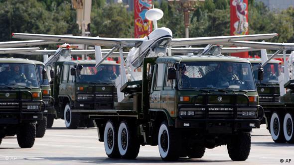 智库报告:中国造军用无人机大量涌入中东市场