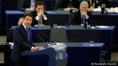 Στο στόχαστρο των ευρωβουλευτών η Ιταλία