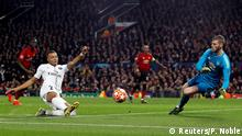 Fußball Champions League Manchester United - Paris St. Germain