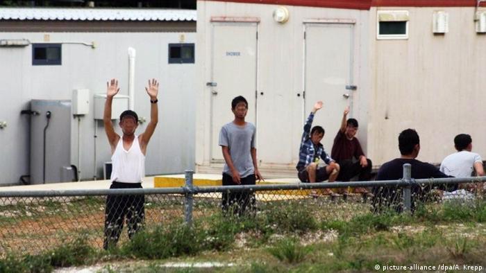 Flüchtlinge in Australien