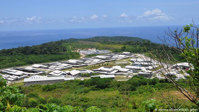 Christmas Island detention center