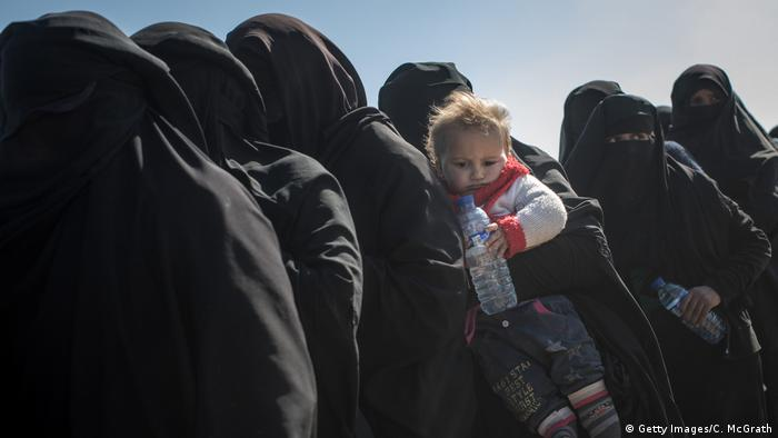Syrien Flüchtlinge (Getty Images/C. McGrath)