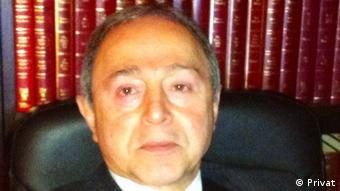 Iran Politik Reza Taghizadeh (Privat)