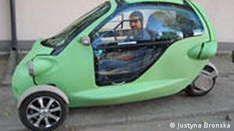 ein polnisches elektroauto f r die stadt europa dw. Black Bedroom Furniture Sets. Home Design Ideas