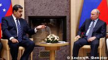 Beziehungen zwischen Russland und Venezuela