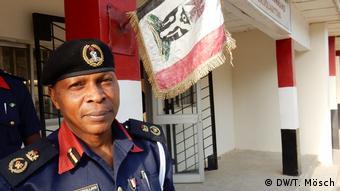 Nigeria Abdullahi Ibrahim