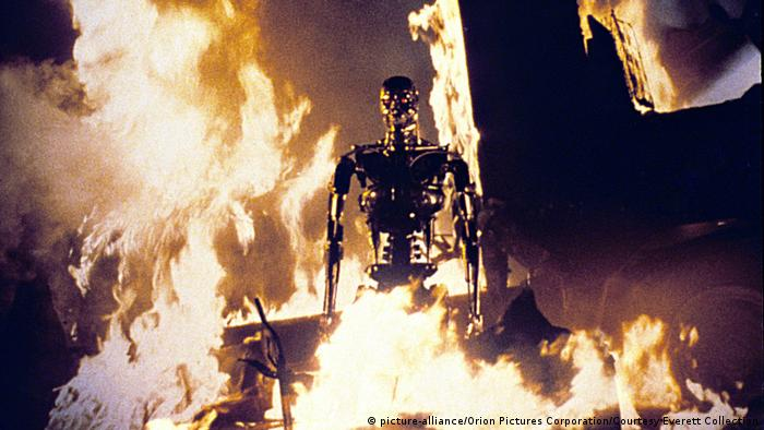 Filmstill The Terminator 1 1984 (picture-alliance/Orion Pictures Corporation/Courtesy Everett Collection)