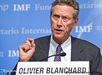 Olivier Blanchard (Foto: dpa)
