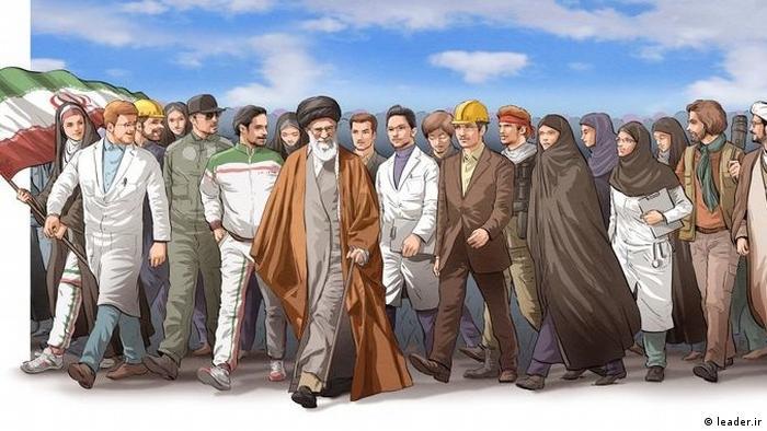 خامنهای در بیانیه ″گام دوم انقلاب″: حل هیچ مشکلی با آمریکا متصور نیست |  ایران | DW | 13.02.2019