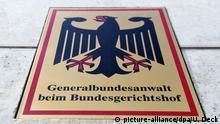 Bundesanwaltschaft in Karlsruhe