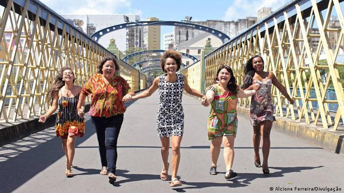 O coletivo Juntas, que exerce mandato na Assembleia Legislativa de Pernambuco
