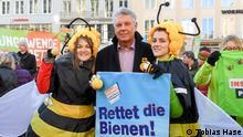 Deutschland Bayern l Volksbegehren Artenvielfalt – Rettet die Bienen l OB Dieter Reiter