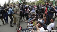 Demonstration in Nairobi nach Tod von Menschenrechtsaktivistin Caroline Mwatha