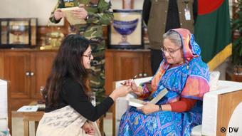 DW Interview in Bangladesch - Sheikh Hasina Wajed