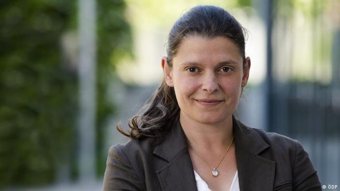 Agnes Becker, ÖDP-Politikerin in Bayern