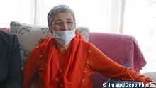 Türkei - Hungerstreikende HDP-Abgeordnete Leyla Güven
