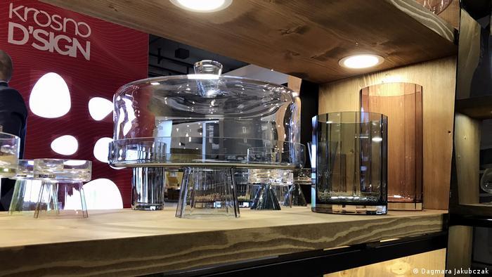 Messe Frankfurt Ambiente - Polnische Glasmanufaktur Krosno Glass am Ambiente