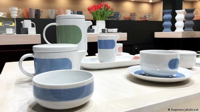 Messe Frankfurt Ambiente - Polnische Porzellanmanufaktur Cmielow Design Studio