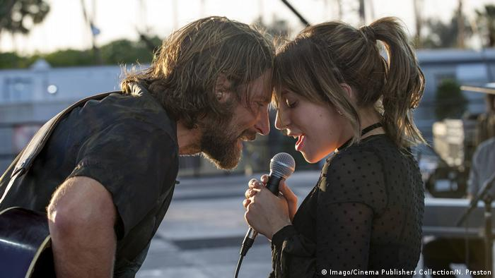 Filmstill von A Star IS Born (Imago/Cinema Publishers Collection/N. Preston)