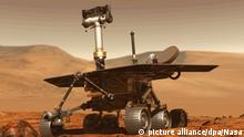 NASA l Marsrover «Opportunity» (picture alliance/dpa/Nasa)