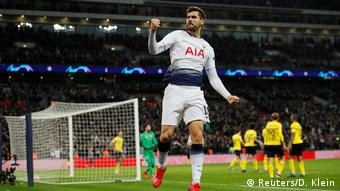 UEFA Champions League Achtelfinale | Tottenham Hotspur vs. Borussia Dortmund | 3. TOR Tottenham