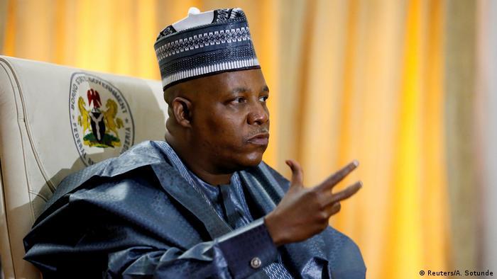 Nigeria Kashim Shettima, Gouverneur Borno