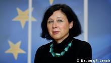 Brüssel Vera Jourova, EU-Justizkommissarin