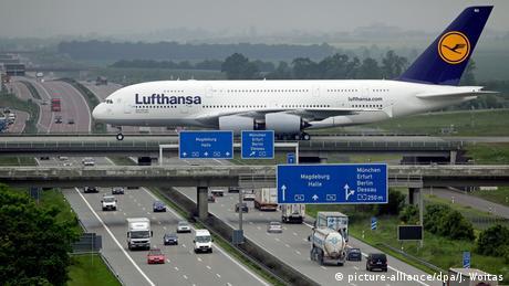 Η Lufthansa αποφεύγει την πτώχευση