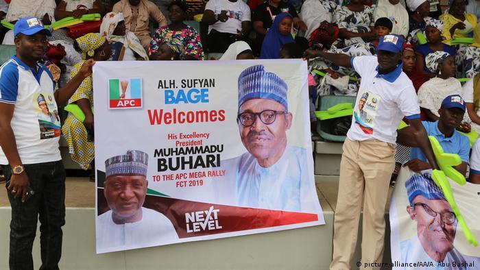 Nigeria Wahlen