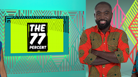 Youtube Header DW Africa The 77 Percent
