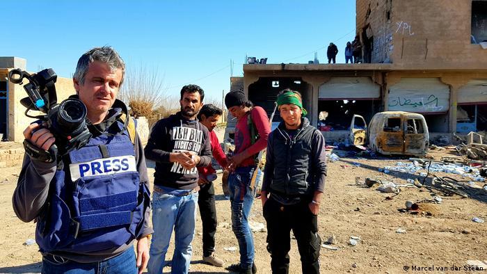 Baghouz in Syrien