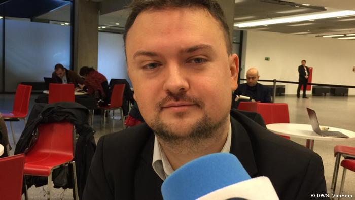 Robert Czulda (DW/S. VonHein)