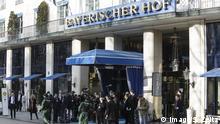 Deutschland Münchner Sicherheitskonferenz