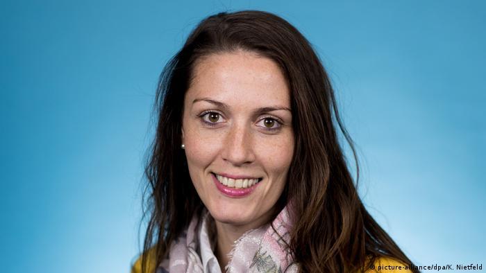 Nicole Bauer FDP Bundestag