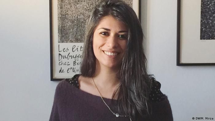 Schriftstellerin Sahar Delijani