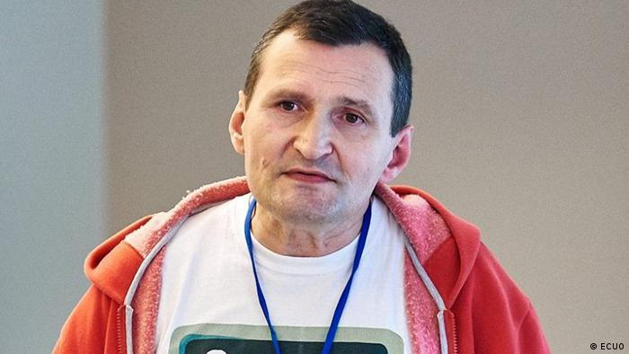 Андрій Яровий - правозахисник та активіст спільноти наркозалежних людей