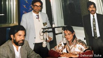 Sheikh Hasina (Debarati Guha)