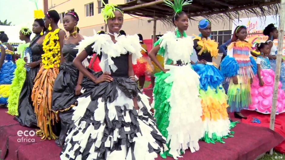 Teaching children in Nigeria to tackle plastic